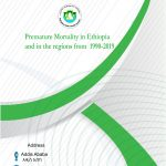 Premature Mortality in Ethiopia and in the regions from 1990-2019